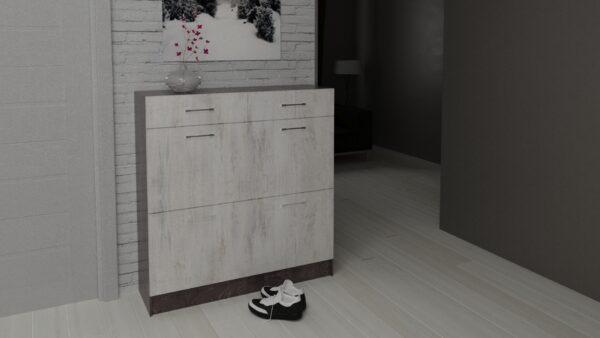Обувница ×1000
