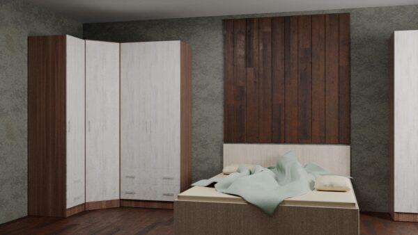 Спальня модульная. Комплектация №4